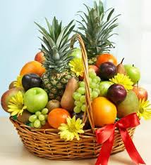 8 kg  fruit basket